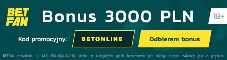 bonus betfan