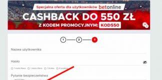 Aktualny kod promocyjny w Betclic. KOD550 - wyższego cashbacku nie znajdziesz!